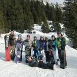 Snowboard-F1